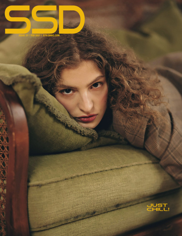 View Stilo Style Diary: Issue 31: Just Chill! by Stilo Style Diary