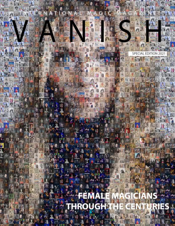 View VANISH MAGIC MAGAZINE Special Edition by Paul Romhany