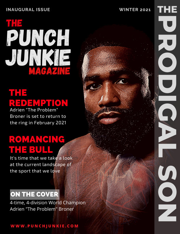 View The Punch Junkie Magazine (Winter 2021) by The Punch Junkie Magazine