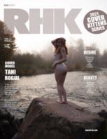 RHK Magazine February 2021 book cover