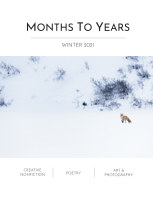 Months To Years Winter 2021 book cover