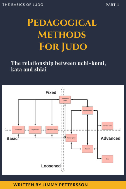 View Pedagogical Methods for Judo by Jimmy Pettersson