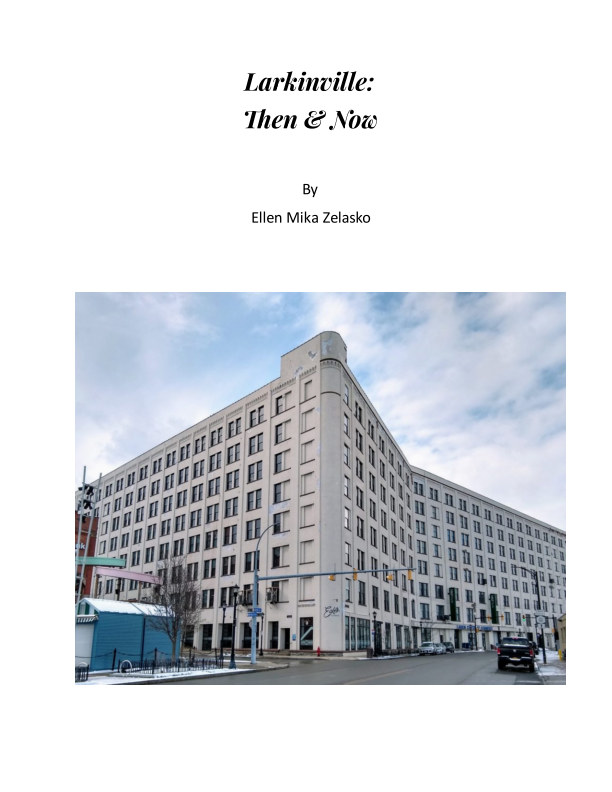 View Larkinville:  Then and Now by Ellen Mika Zelasko