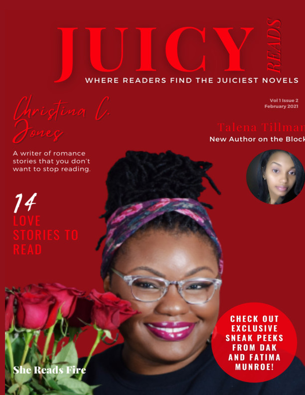 View Juicy Reads Vol1 Issue 2 by She Reads Fire