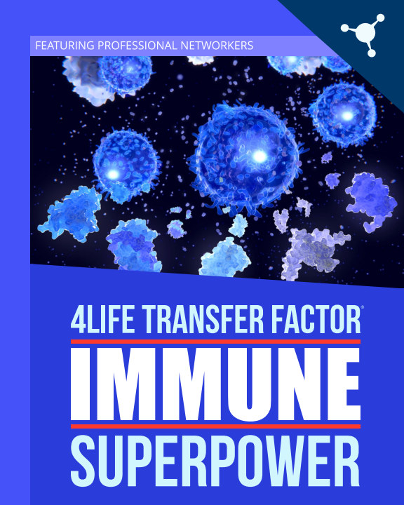 View Immune Superpower — featuring Professional Networkers by DiamondsR4Life