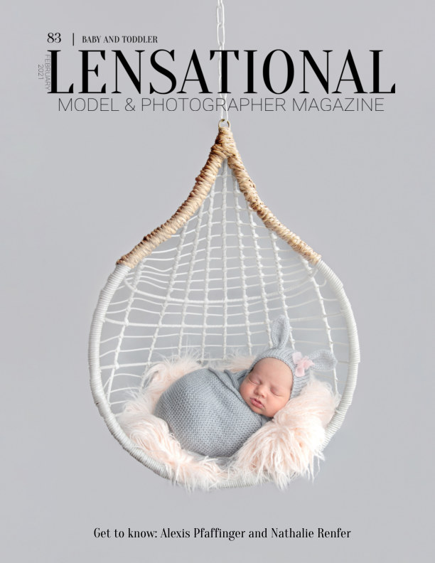 View LENSATIONAL Model and Photographer Magazine #83 Issue | Baby and Toddler - February 2021 by Lensational Magaine