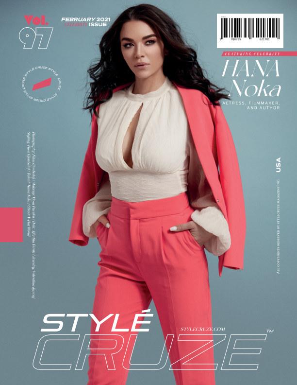 FEBRUARY 2021 Issue (Vol: 97) | STYLÉCRUZE Magazine nach Divyesh Pillarisetty anzeigen