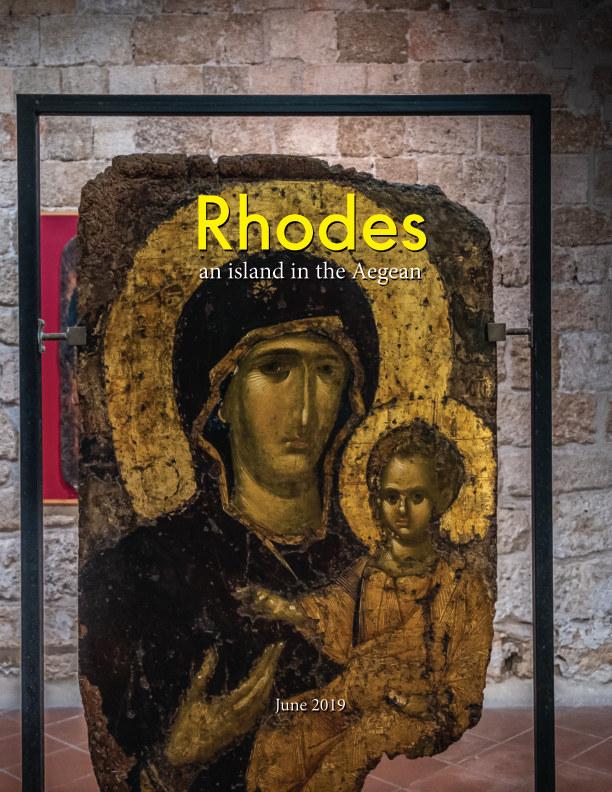 View Rhodes by Vassilios Kritis