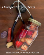Therapeutic Tea's book cover