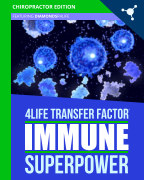 Immune Superpower — Chiropractor Edition, featuring DiamondsR4Life book cover