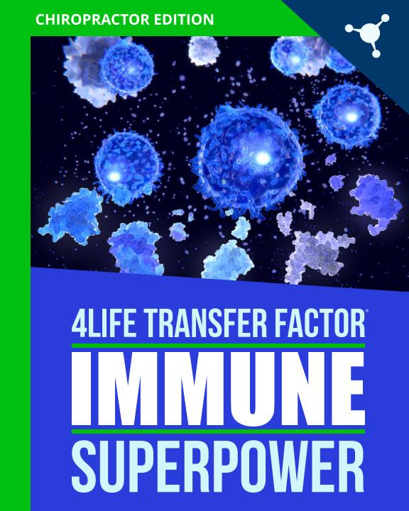 View Immune Superpower — Chiropractor Edition by DiamondsR4Life