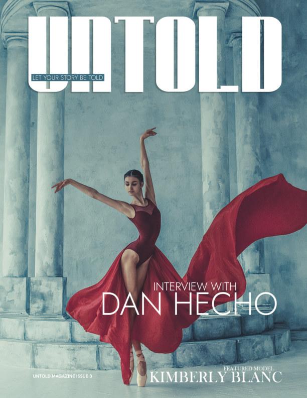 Untold Magazine Issue Three nach Untold Magazine anzeigen