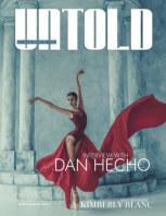 Untold Magazine Issue Three book cover