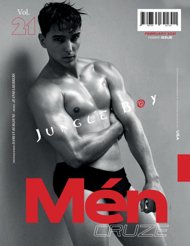 FEBRUARY 2021 Issue (Vol: 21) | MEN CRUZE Magazine nach Divyesh Pillarisetty anzeigen