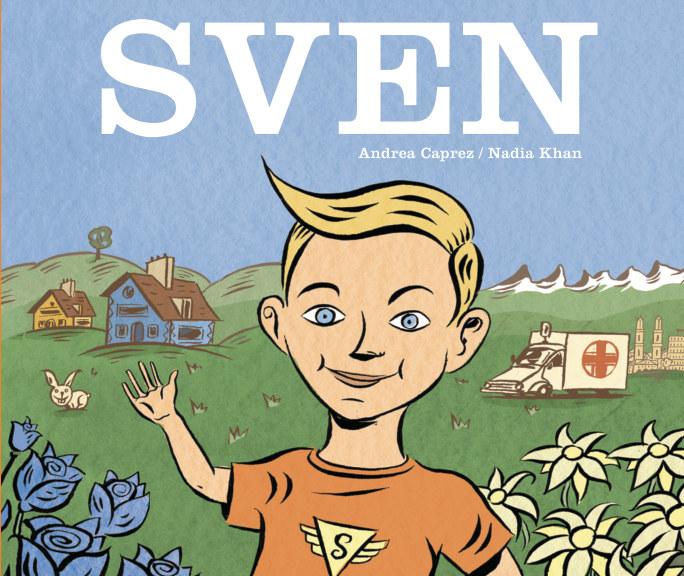 View Sven (français) by Andrea Caprez, Nadia Khan
