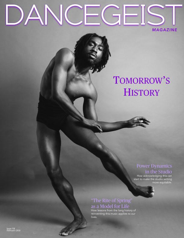 View Issue VII by Dancegeist Magazine