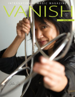 Vanish Magazine #80 book cover