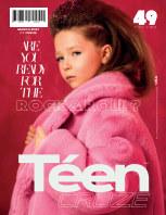 MARCH 2021 Issue (Vol: 49) | TÉENCRUZE Magazine book cover