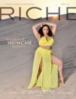 Riche Magazine March 2021 book cover