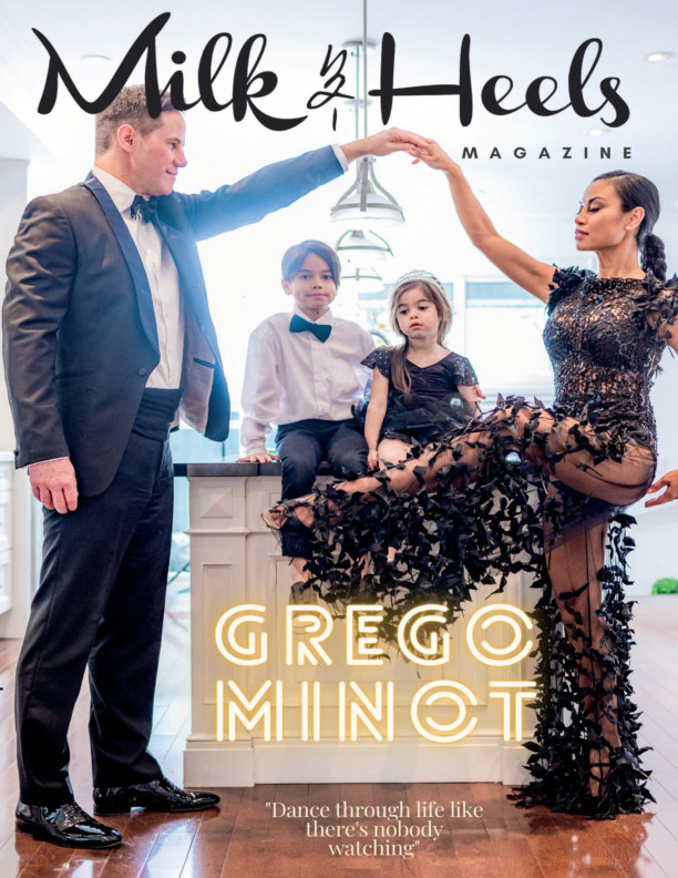 View Milk and Heels Magazine  x  Grego Minot Family 2021 by Milk  and Heels