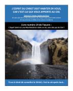 L'Esprit du Christ doit habiter en vous, car c'est Lui qui vous apporte au Ciel book cover