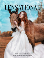 LENSATIONAL Model and Photographer Magazine #85 Issue | International Womens Day - March 2021 book cover