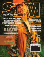SDM Magazine Issue 26 Winter 2021 book cover