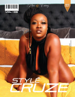 MARCH 2021 Issue (Vol: 05) | STYLÉCRUZE - PLUS and CURVY book cover