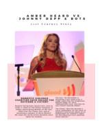 Amber Heard vs Johnny Depp book cover