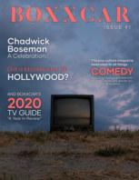 """BoxxCar Mag # 1 """"Welcome To BoxxCar"""" book cover"""