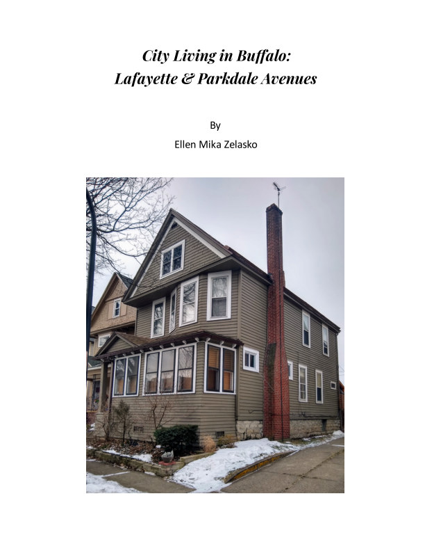 View City Living: Lafayette and Parkdale Avenues by Ellen Mika Zelasko