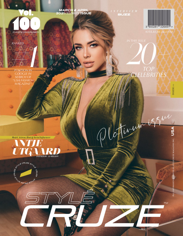View MARCH / APRIL 2021 Issue (Vol: 100) | STYLÉCRUZE Magazine by Divyesh Pillarisetty
