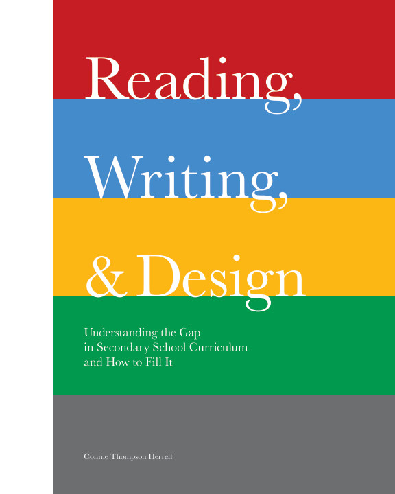 View Reading, Writing, and Design by Connie Thompson Herrell