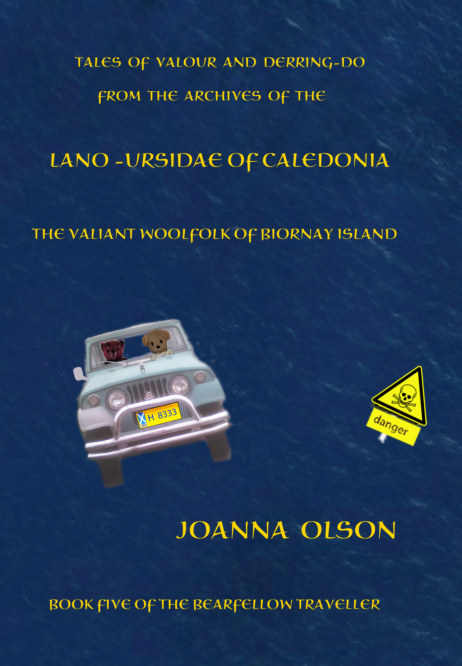 View The Bearfellow Traveller  Book Five by Joanna Olson