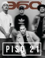 Piso 21 book cover