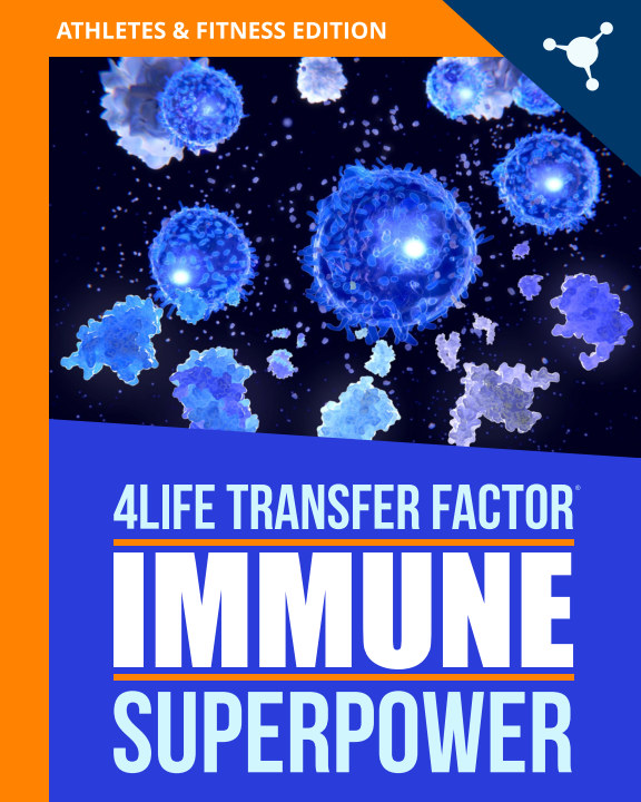 View Immune Superpower — Athletes and Fitness Edition by DiamondsR4Life