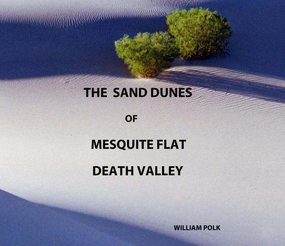 Ver The Sand Dunes of Mesquite Flat, Death Valley por William Polk