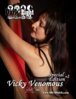 Dark2Light Magazine book cover
