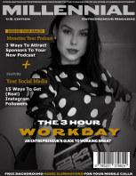 Millennial Entrepreneur US Edition book cover