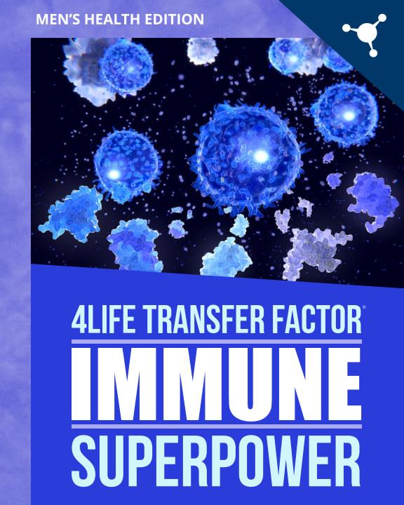 View Immune Superpower — Men's Health Edition by DiamondsR4Life