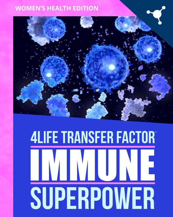 View Immune Superpower — Women's Health Edition by DiamondsR4Life