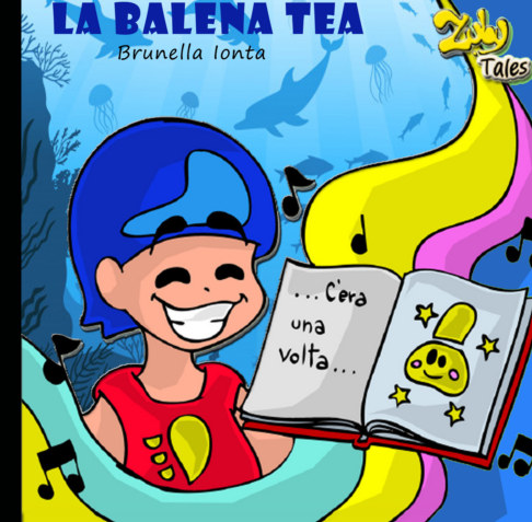 View Zuby Tales - LA BALENA TEA by BRUNELLA IONTA
