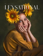LENSATIONAL Model and Photographer Magazine #88 Issue | Mix and Match - March 2021 book cover