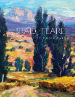 BRAD TEARE – The Poetry of Thick Paint book cover