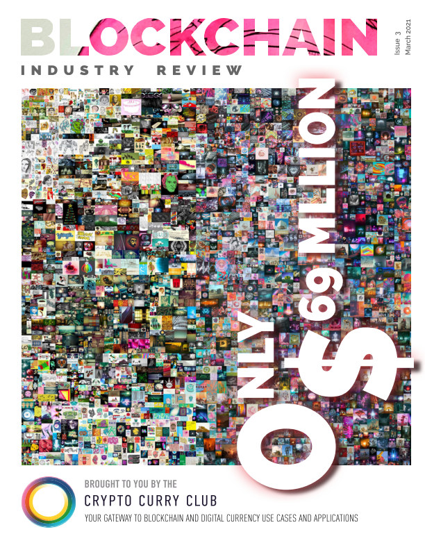 View Blockchain Industry Review March 2021 by Crypto Curry Club