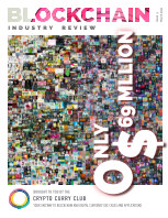 Blockchain Industry Review March 2021 book cover