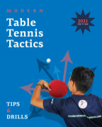 Modern Table Tennis Tactics book cover