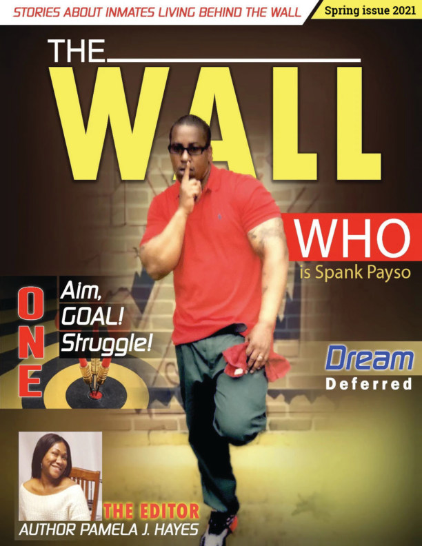 View The Wall Magazine Spring 2021 by OBG Pamela J Hayes