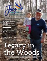 Joy of Medina County Magazine April 2021 book cover
