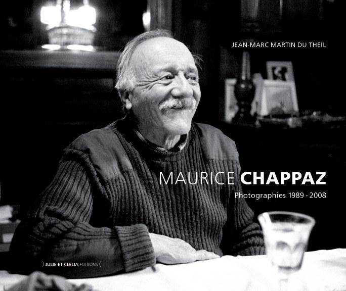 View Maurice Chappaz by Jean-Marc Martin du Theil